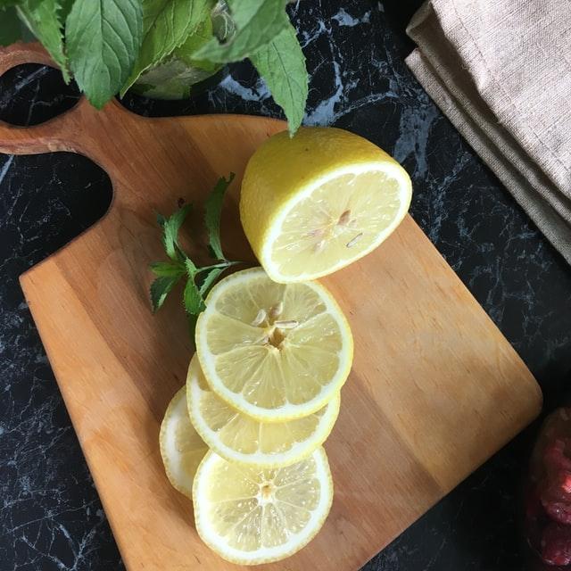 メレンゲの気持ち レモン レモンソース