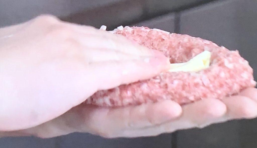 メレンゲの気持ち ハンバーグ