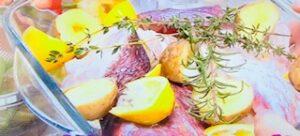 志麻さん 鯛のマリネ 4